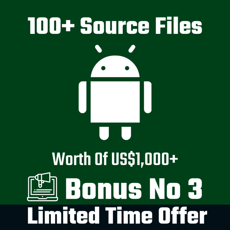 100+ Source Files