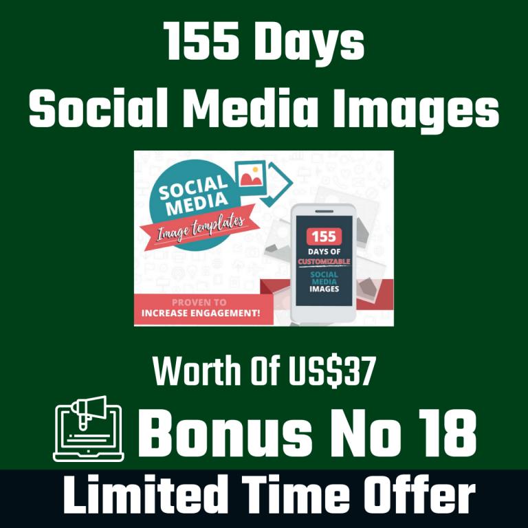 155 Days Social Media Images