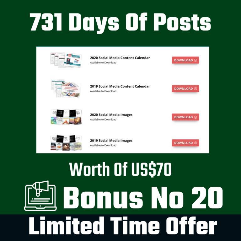 731 Days Of Posts