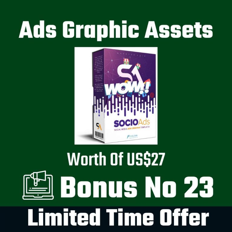 Ads Graphic Assets
