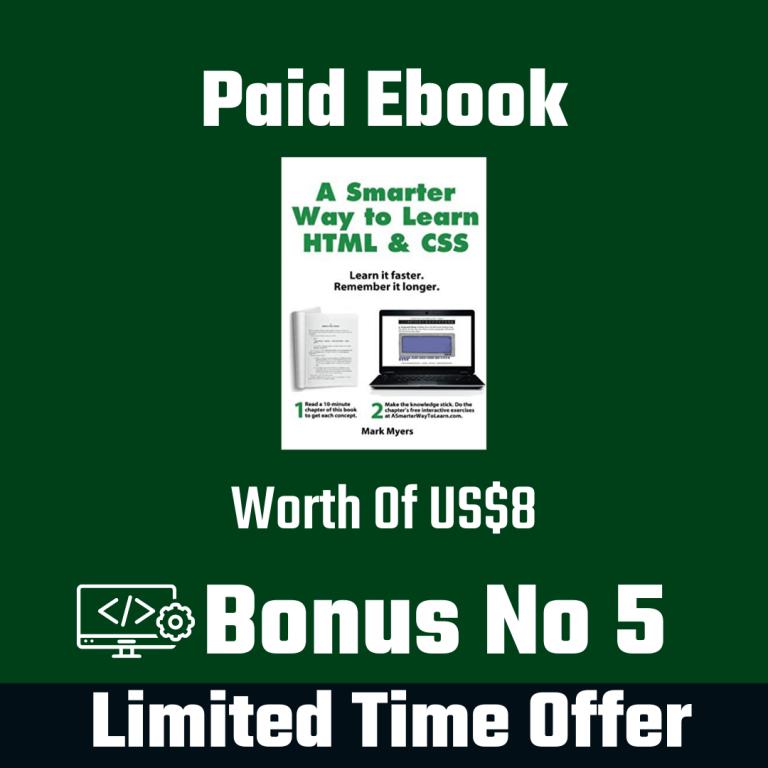 Paid Ebook