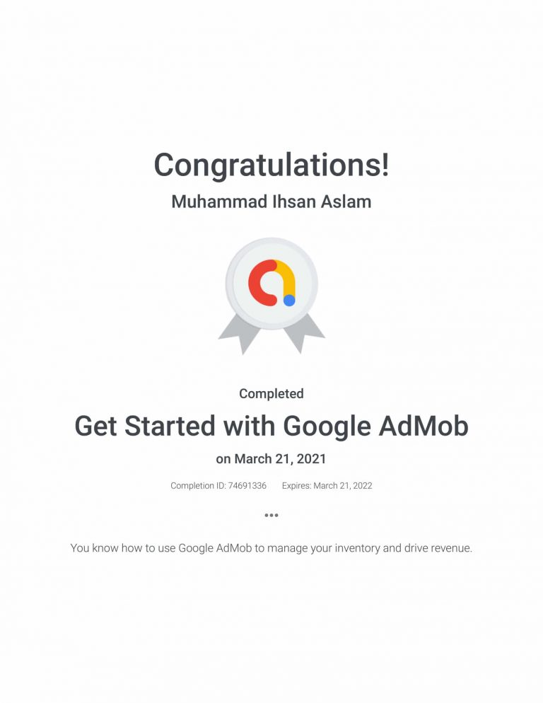 Get Started with Google AdMob _ Google-1