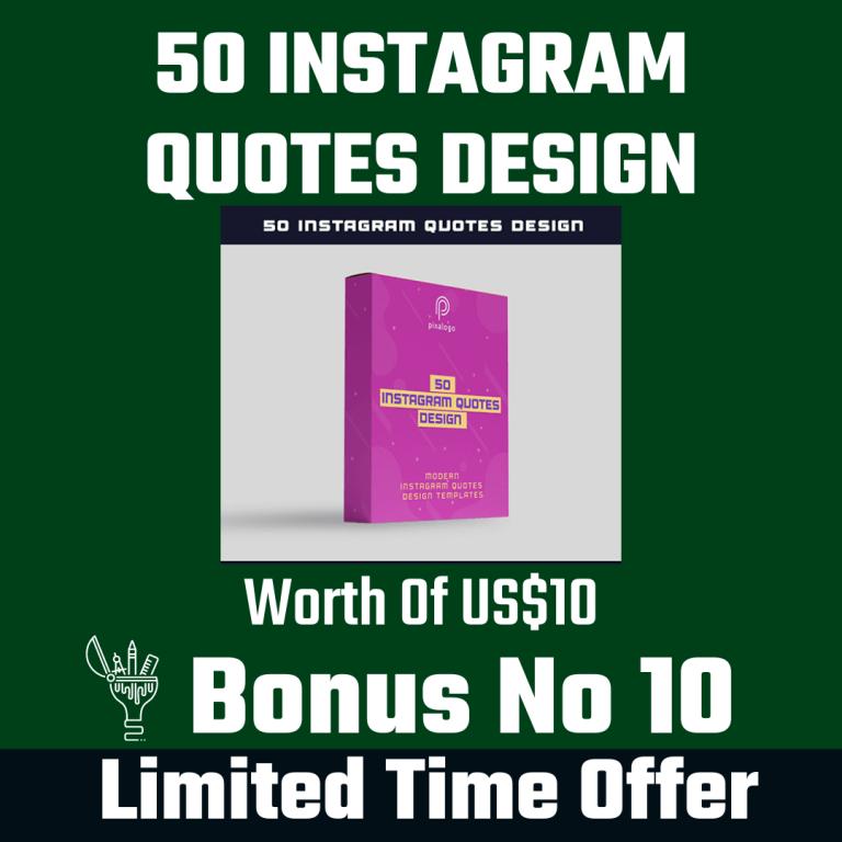 Instagram Quotes Design