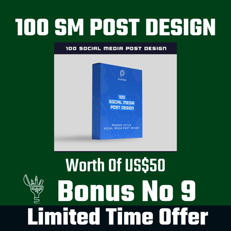 100 SM Post Design