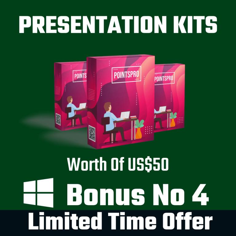 Presentation Kits