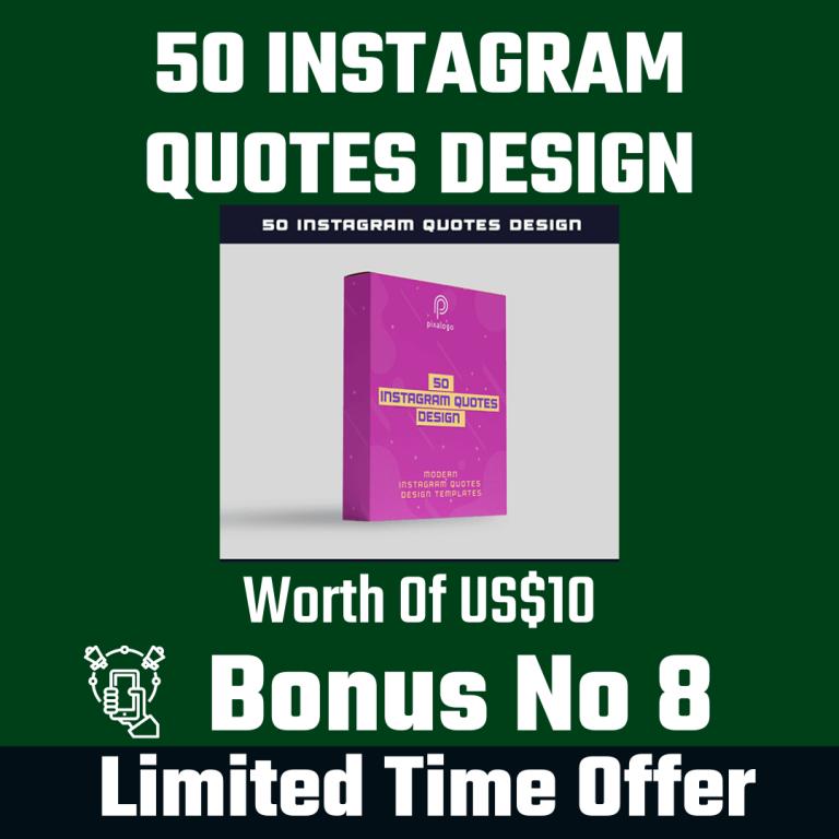 50 Instagram Quotes Design