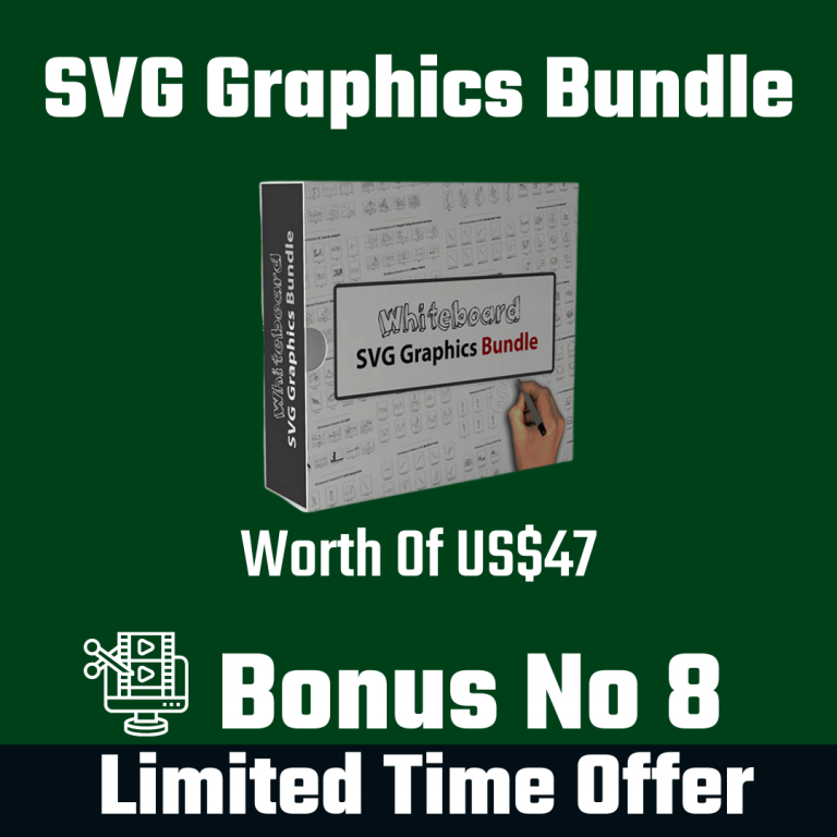 SVG Graphics Bundle