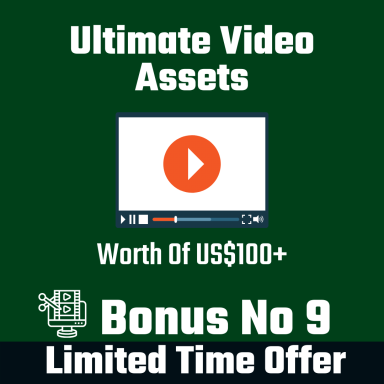 Ultimate Video Assets