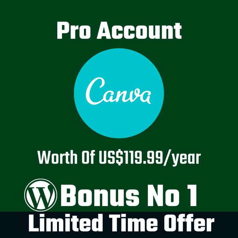 Canva Pro