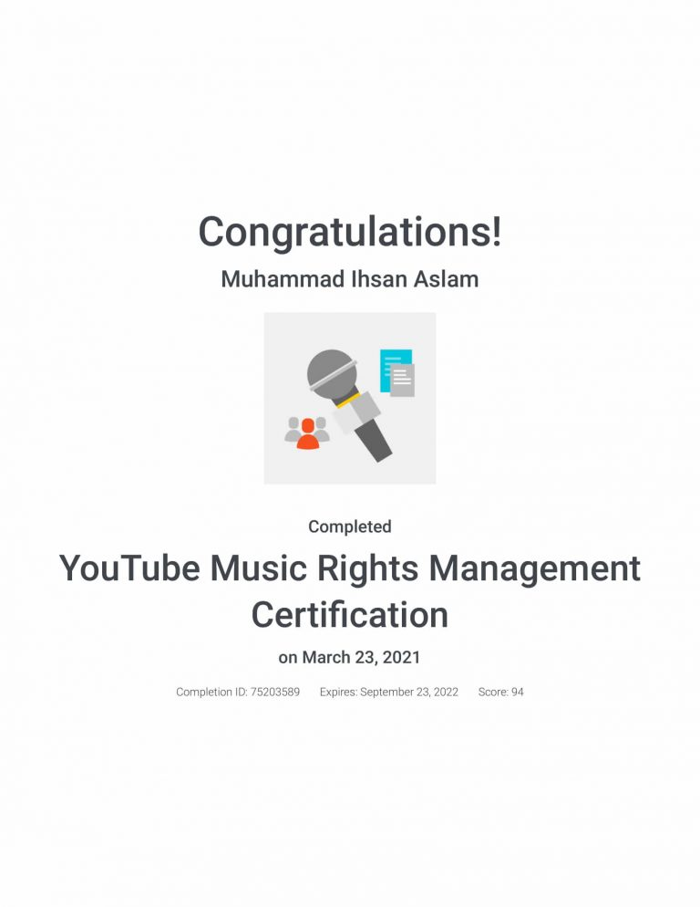 YouTube Music Rights Management Certification _ Google-1