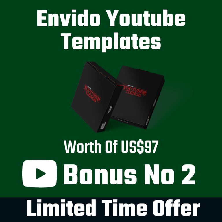 Envido YouTube Templates