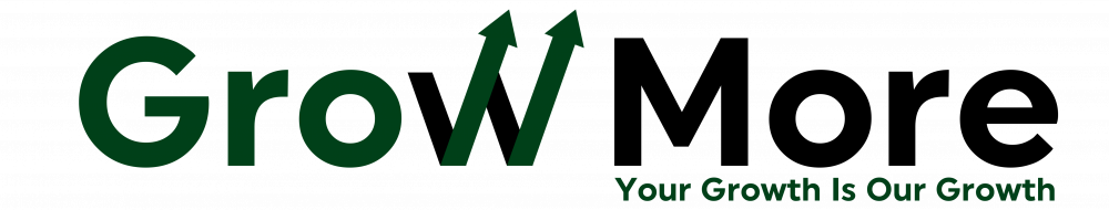 GrowMore Logo